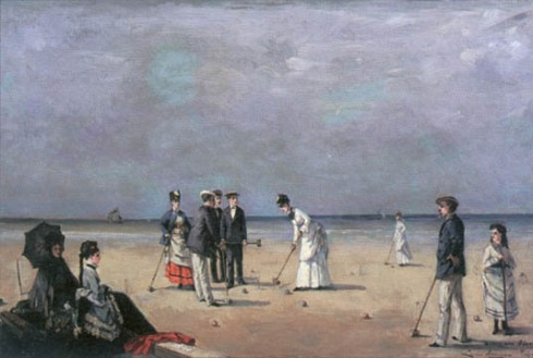 croquet louise abbema
