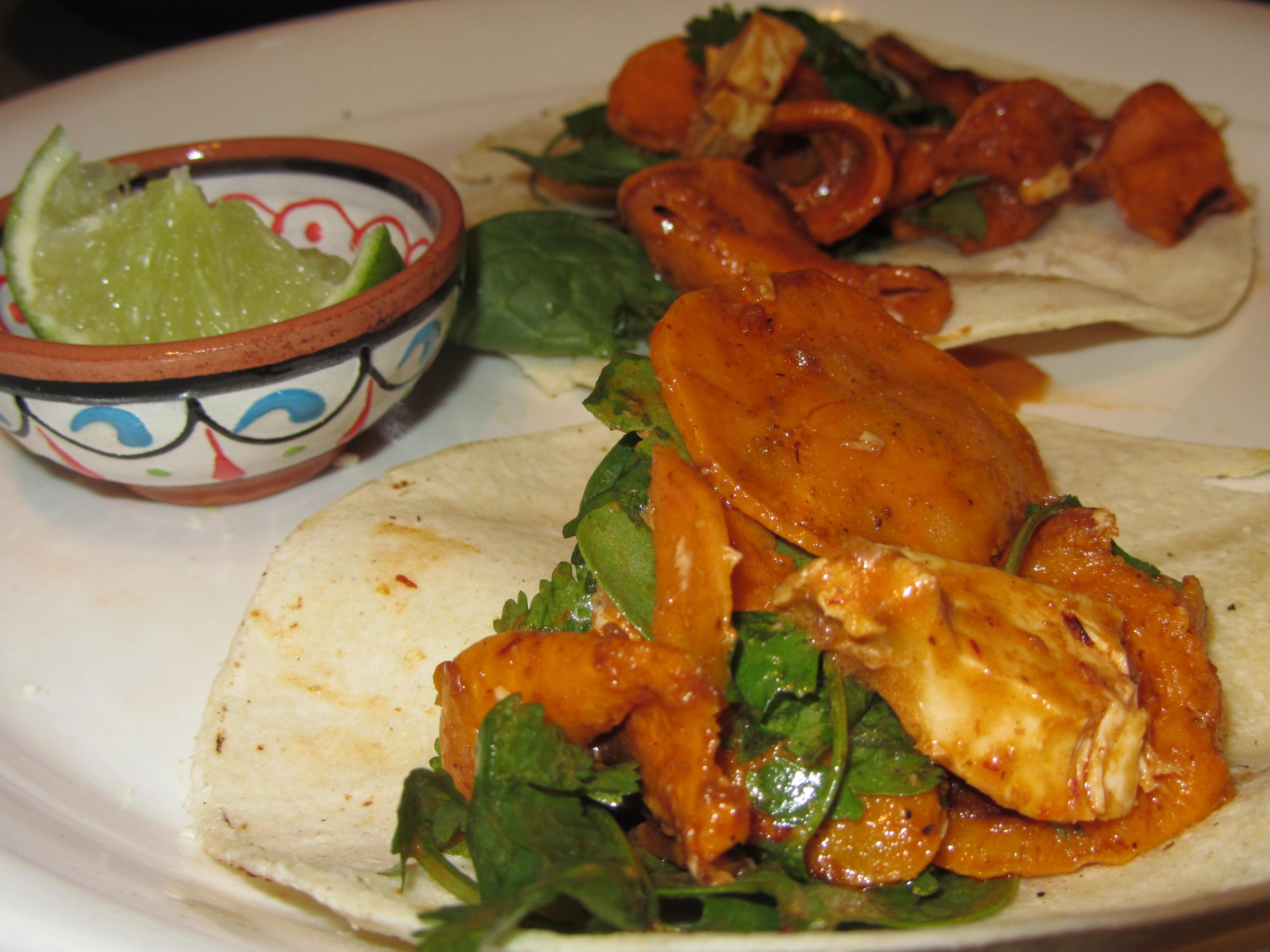 sweet potato taco 3