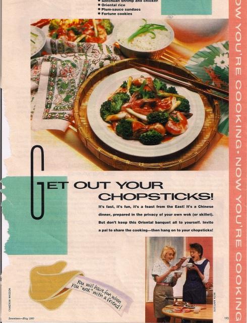 get out your chopsticks 1