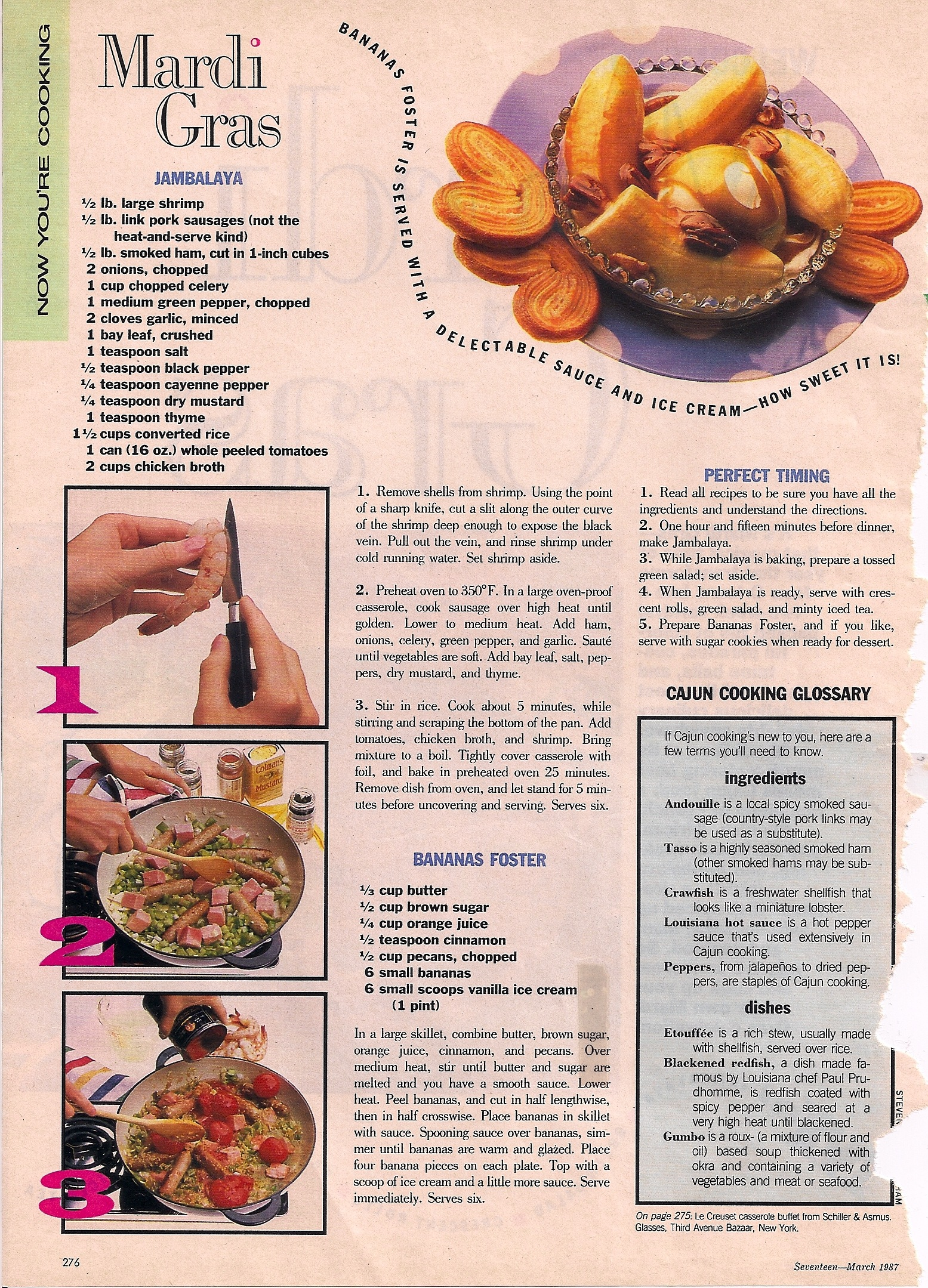 Seventeen magazine recipes saucy cherie tags 1980s seventeen magazine forumfinder Images