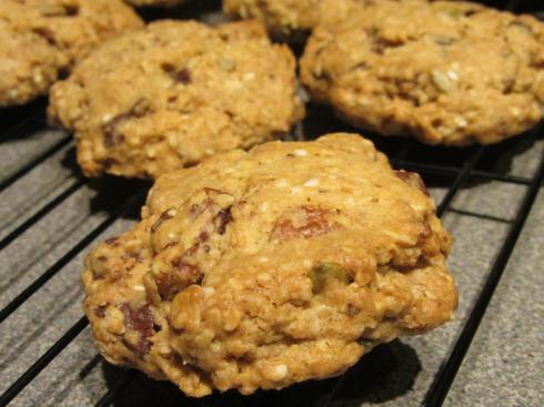 nutri cookies