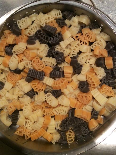 halloween pasta recipe