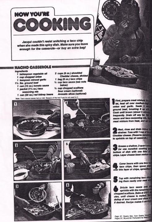 seventeen magazine nacho casserole