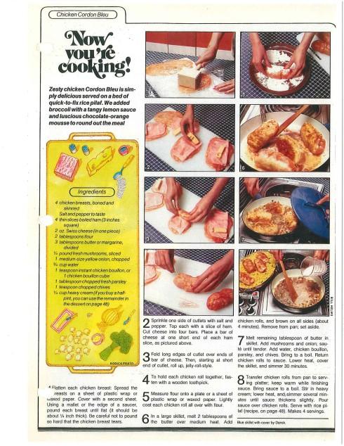 Chicken Cordon Bleu recipe_Seventeen magazine.jpg