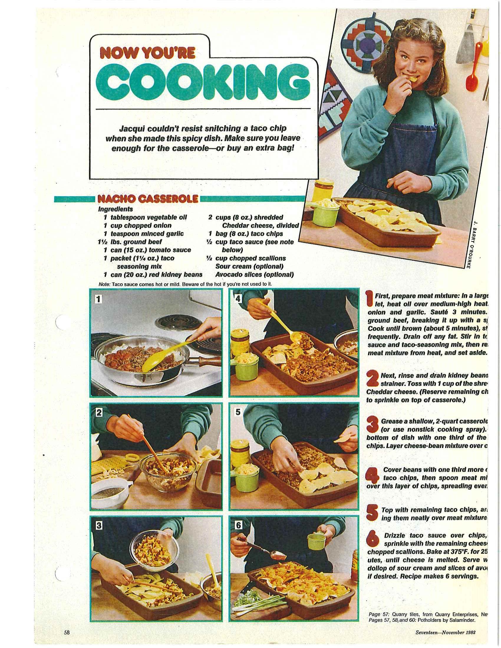 Nacho Casserole recipe 2